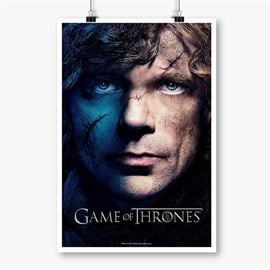 Tyrion Lannister - Game Of Thrones Official Poster