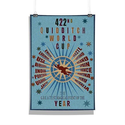 Harry Potter: 422 Quidditch World Cup