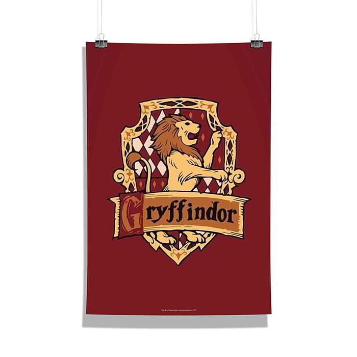 Harry Potter: Gryffindor Poster