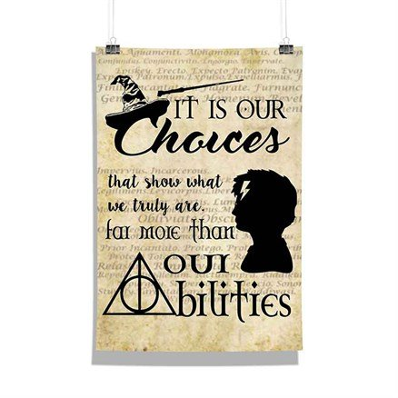 Harry Potter: It's Your Choice