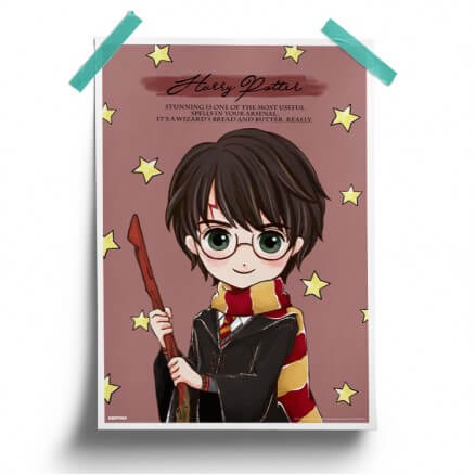 Harry Potter - Harry Potter Official Poster