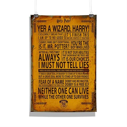 Harry Potter: Quotes