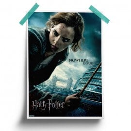 Hermione: Nowhere Is Safe - Harry Potter Official Poster