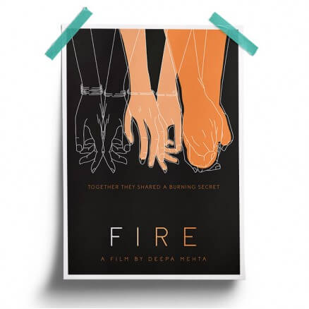 Fire - Poster