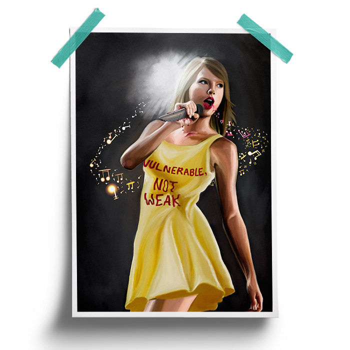 Taylor Swift - Poster