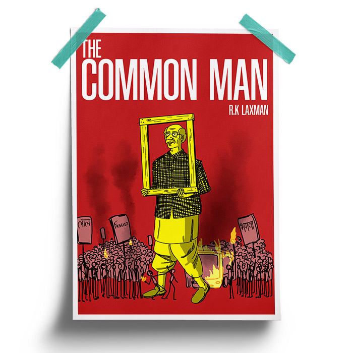The Common Man - Poster