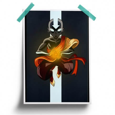 The Last Airbender - Poster