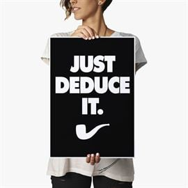 Just Deduce It - Poster
