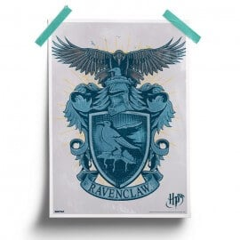 Ravenclaw Pride - Harry Potter Official Poster