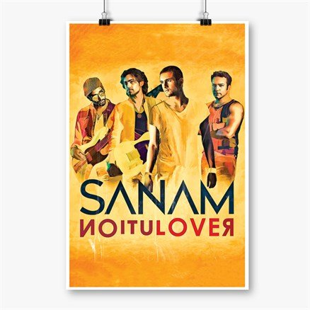 Sanam Revolution - Poster [Pre-order - Ships 24th January 2018]