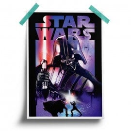Darth Vader - Star Wars Official Poster