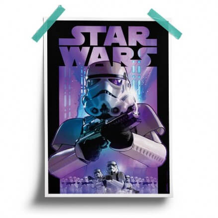 Stormtrooper - Star Wars Official Poster