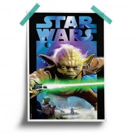 Yoda - Star Wars Official Poster