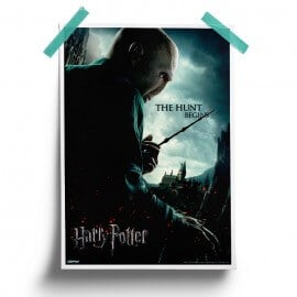 Voldemort: The Hunt Begins - Harry Potter Official Poster