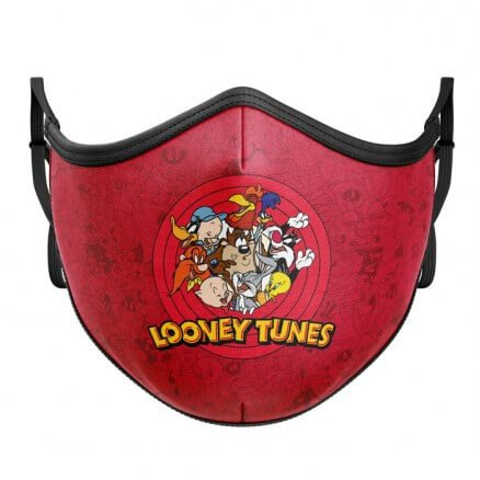 Looney Tunes Gang - Looney Tunes Official Premium Mask