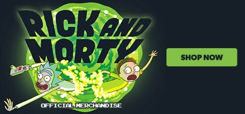 Rick And Morty Official Merchandise
