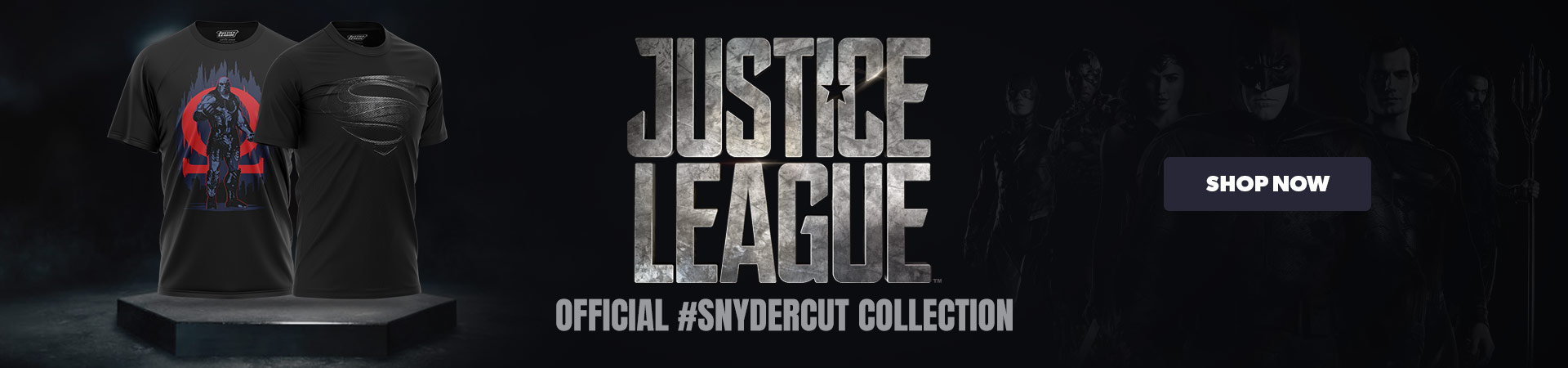 JL: Snyder Cut Collection