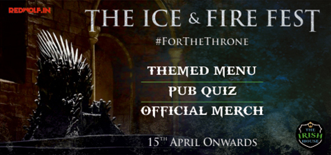 The Ice And Fire Fest - The Irish House