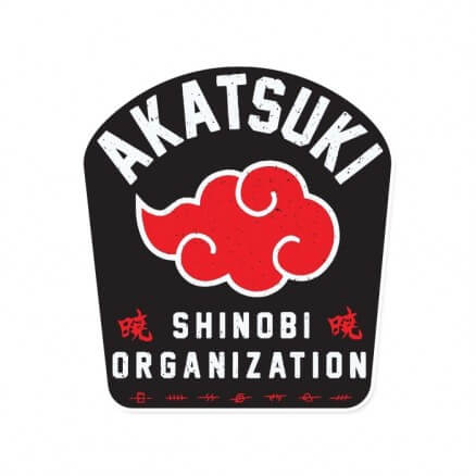 Akatsuki Cloud - Sticker