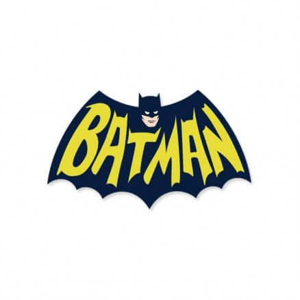 Batman: Retro - Batman Official Sticker