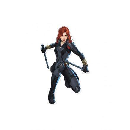 Black Widow - Marvel Official Sticker