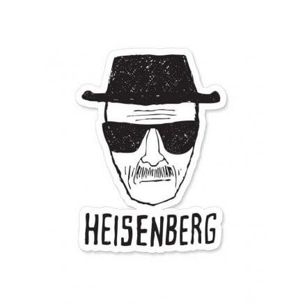 Breaking Bad: Heisenberg - Sticker