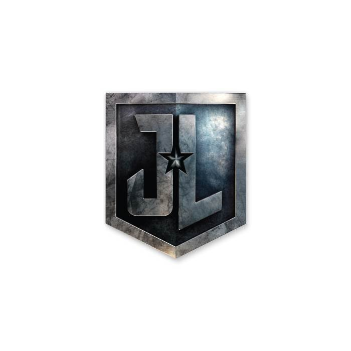 Justice League Logo - Official DC Comics Sticker