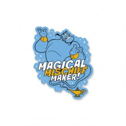 Magical Mischief Maker - Disney Official Sticker