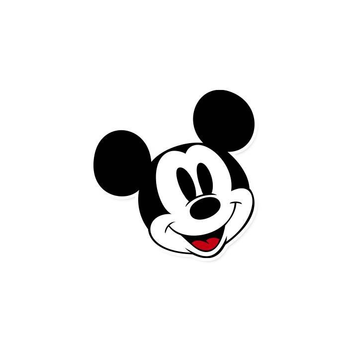 Mickey Mouse - Disney Official Sticker
