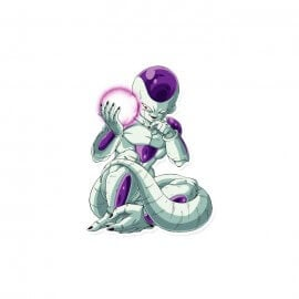 Frieza - Dragon Ball Z Official Sticker
