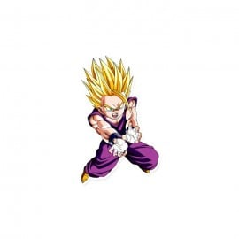 Gohan: Super Saiyan - Dragon Ball Z Official Sticker