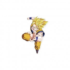 Goku: Super Saiyan - Dragon Ball Z Official Sticker
