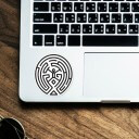 Follow The Maze - Sticker