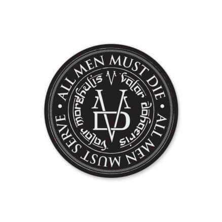 All Men Must Die - Game Of Thrones Official Sticker