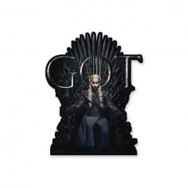Daenerys Targaryen - Game Of Thrones Official Sticker