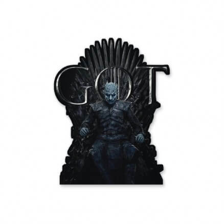 The Night King - Game Of Thrones Official Sticker