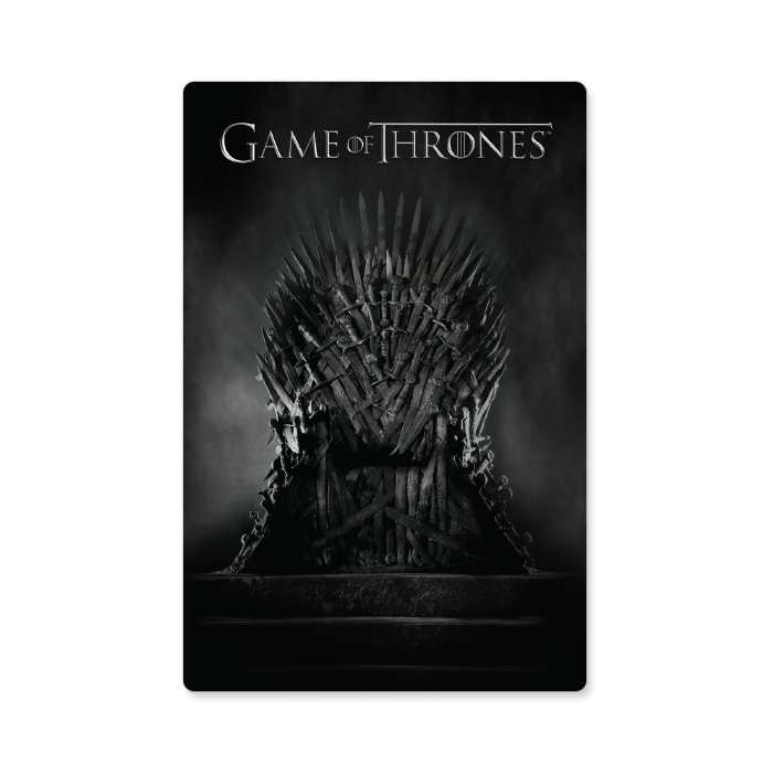 The Throne - Game Of Thrones Official Sticker