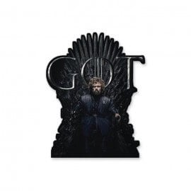 Tyrion Lannister - Game Of Thrones Official Sticker