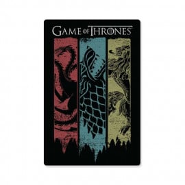 Sigil Banner - Game Of Thrones Official Sticker