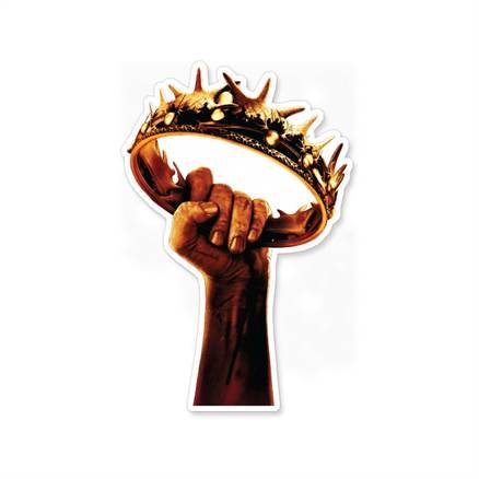 The Crown - Game Of Thrones Official Sticker