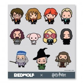 Harry Potter: Chibi - Harry Potter Official Sticker Sheet