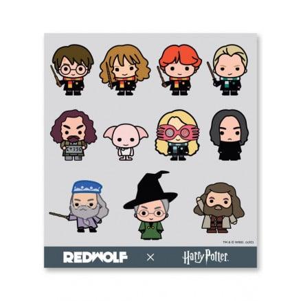 Harry Potter: Chibi - Harry Potter Official Sticker Sheet