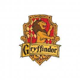 Gryffindor Crest - Harry Potter Official Sticker