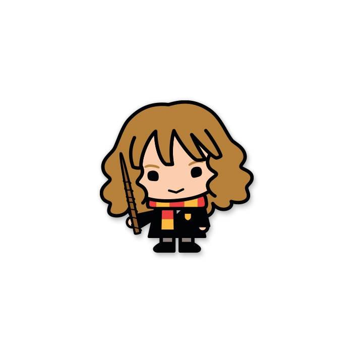 Hermione Granger - Official Harry Potter Sticker