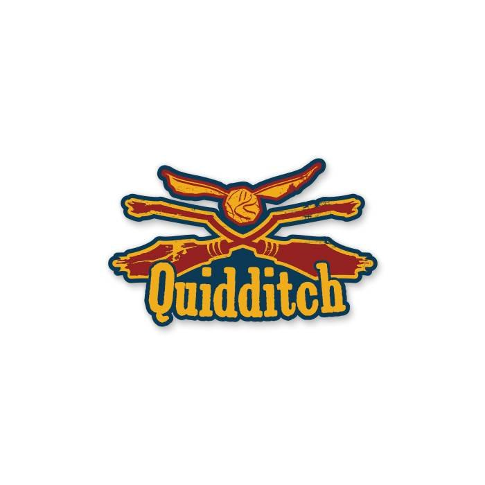 Quidditch - Official Harry Potter Sticker