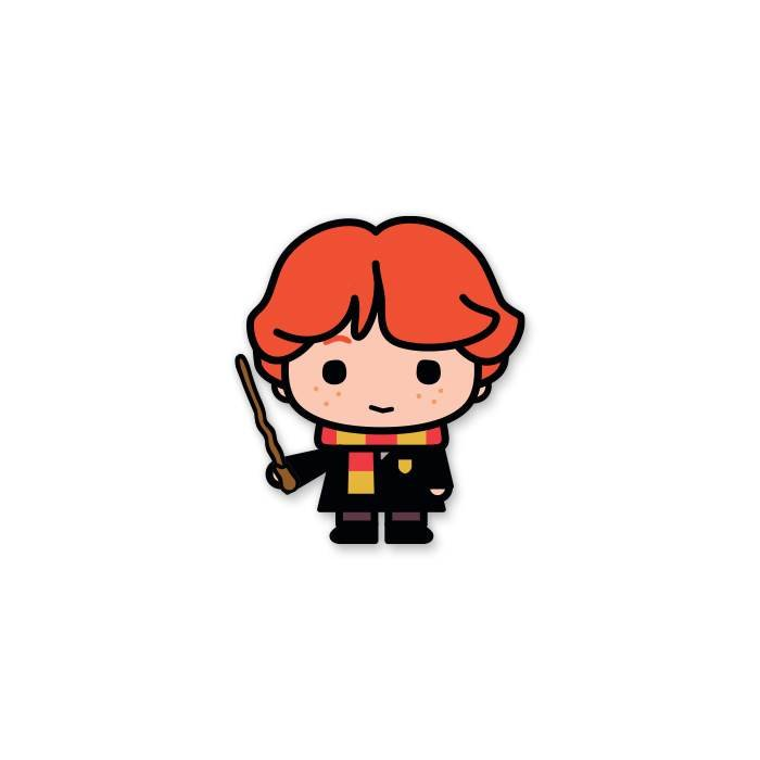 Ron Weasley - Official Harry Potter Sticker