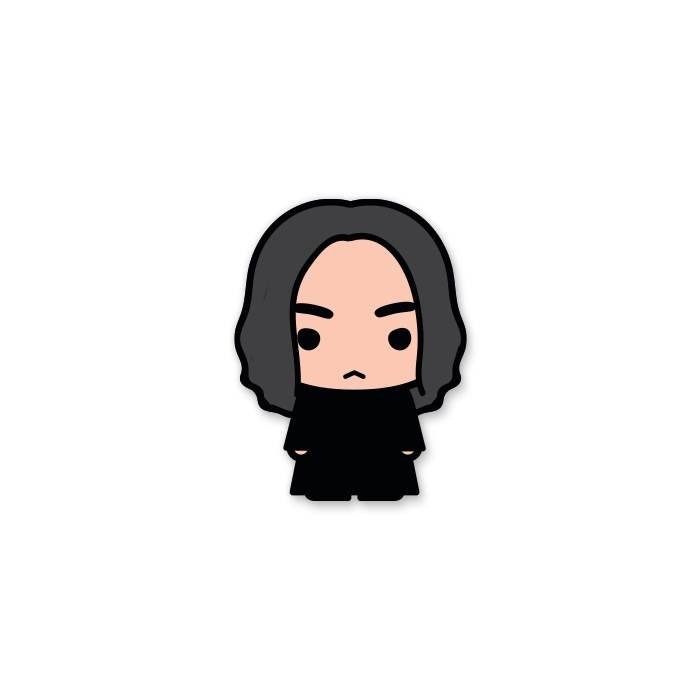 Severus Snape - Official Harry Potter Sticker