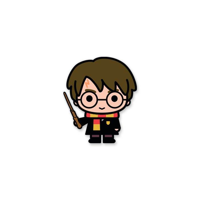 Harry Potter - Official Harry Potter Sticker