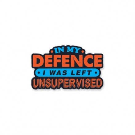 Unsupervised  - Sticker