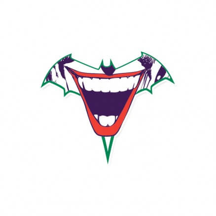 Put On A Smile - Joker Official Merchandise